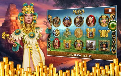 Maya Slots Machine Free Pokies