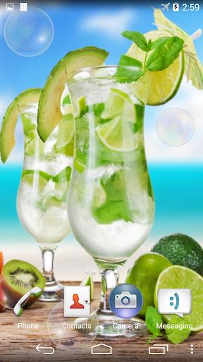 Fresh Summer Cocktails LWP