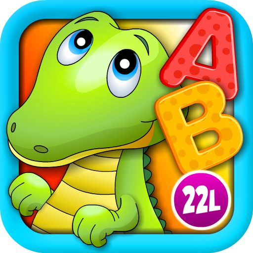 Kids Alphabet Aquarium School 教育 App LOGO-硬是要APP