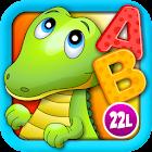 Kids Alphabet Aquarium School icon