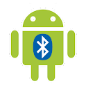 Bluetooth scanner logo