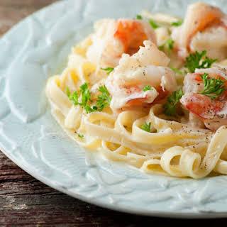 Shrimp Alfredo Pasta Recipes.