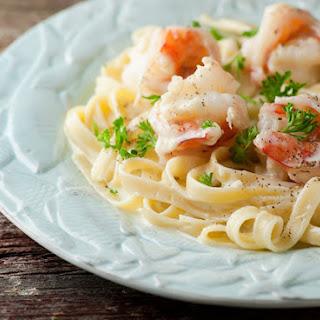 Shrimp Alfredo Recipes.