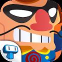 Blender Man - The Superhero icon