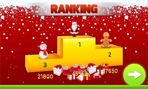 Luckiest Wheel Christmas screenshot