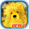 Talking Teddy Bear Peter icon