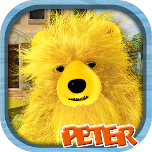 Talking Teddy Bear Peter for PC and MAC