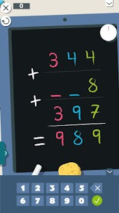 Montessori Math Challenge- screenshot thumbnail