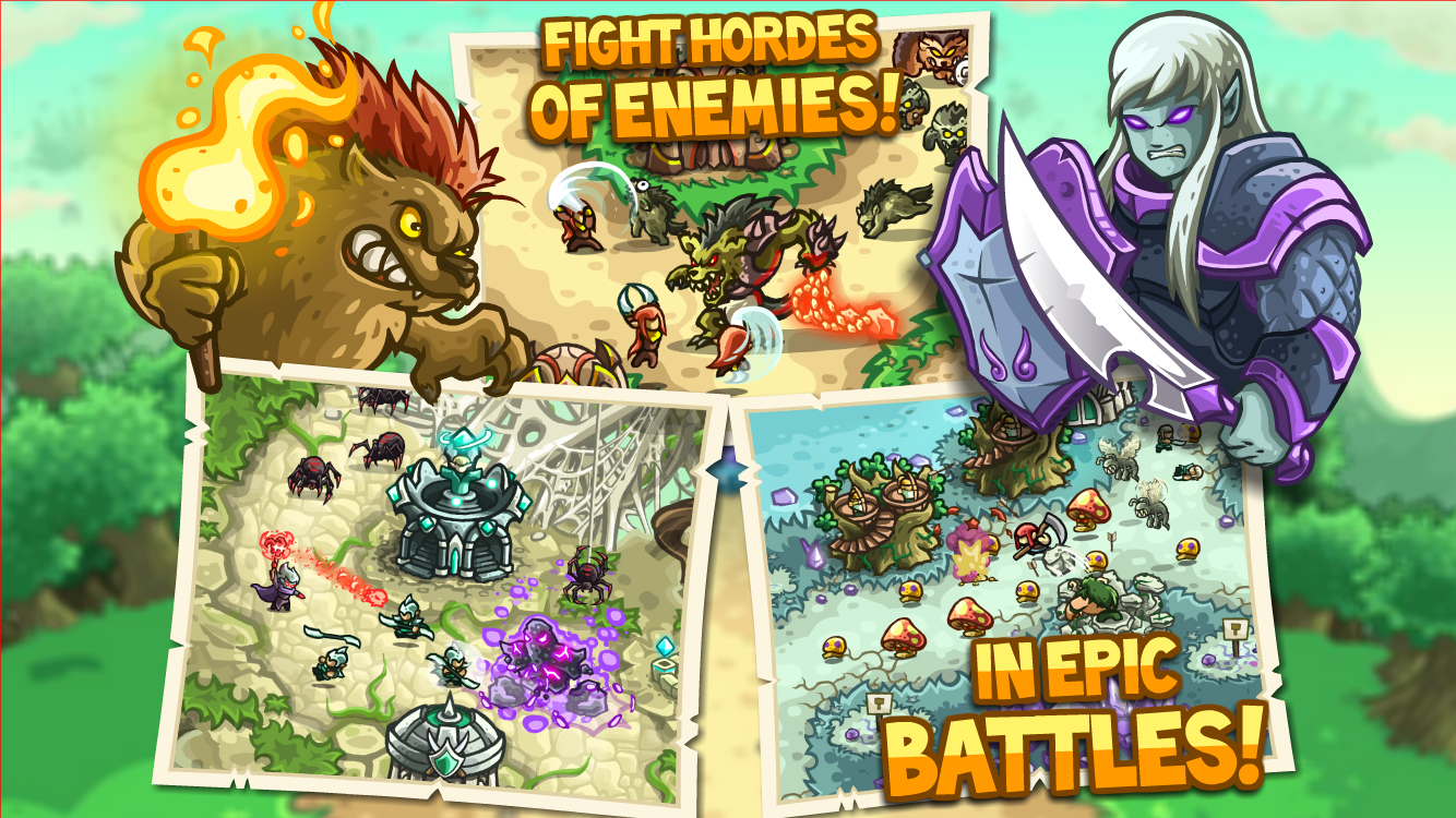 Kingdom Rush Origins screenshot #4