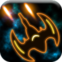 Plasma Sky – rad space shooter logo