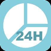 24H (24시간) - 계획표,일정 관리 및 공유