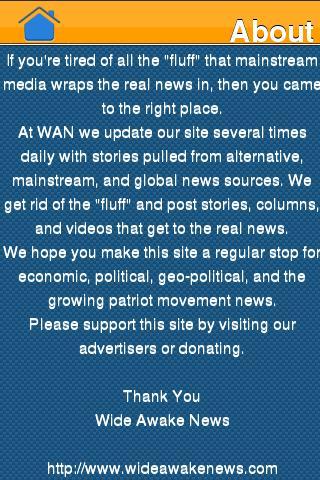 新聞必備APP下載|Wide Awake News 好玩app不花錢|綠色工廠好玩App
