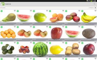 Screenshot of Foodie.fi