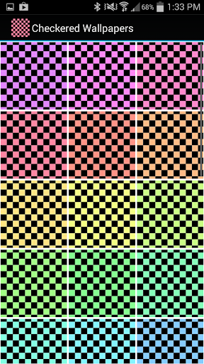 Checkered Wallpapers