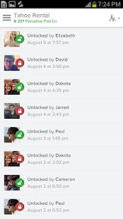 Lockitron- screenshot thumbnail