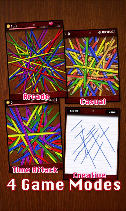 Pick-Up Sticks- screenshot