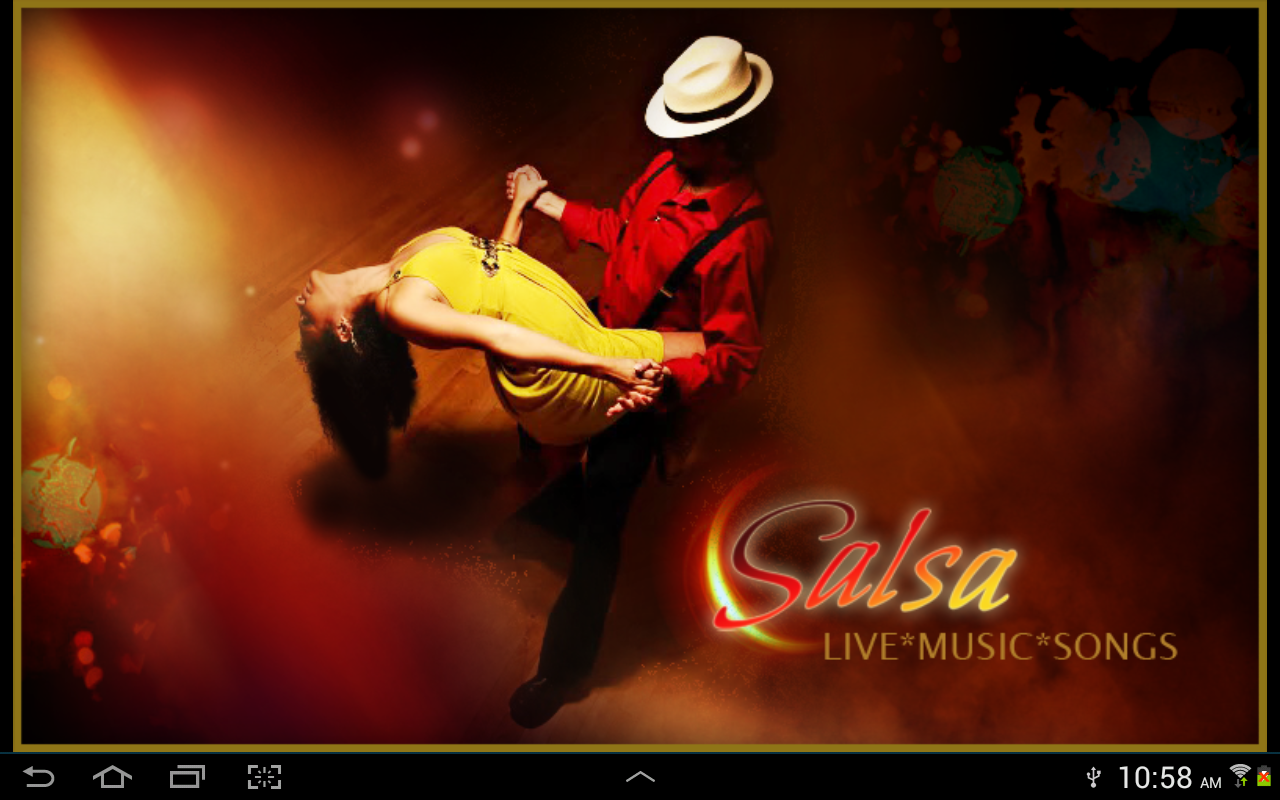 salsa dancing research paper