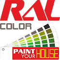 Ral Color - Paint your house icon