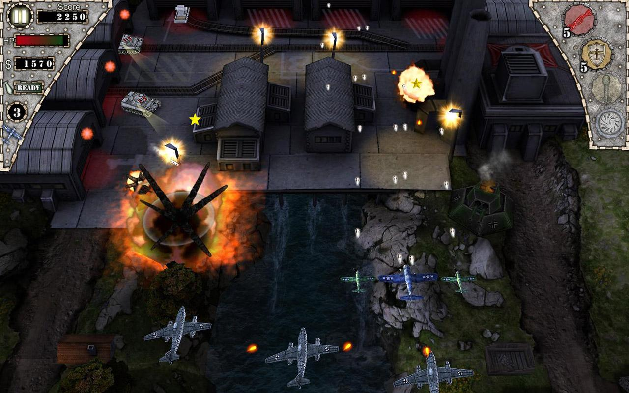AirAttack HD Lite- screenshot