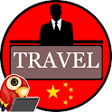Travel Booking in China icon