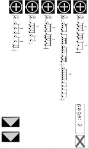 Drum Sticking Notation screenshot 1