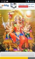 Screenshot of Durga Devi Kavach Audio