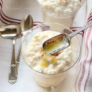 Andalusian Arroz con Leche (Rice Pudding).