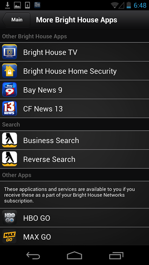 BHN Easy Gadget - screenshot