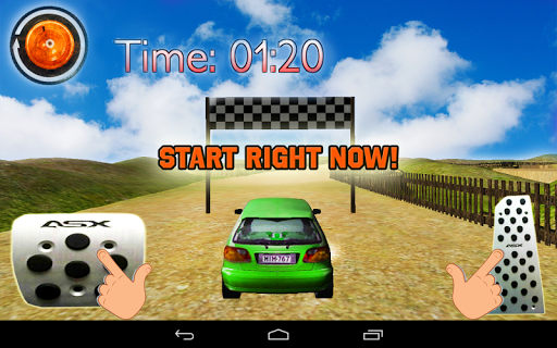 Racing Rally Rivals