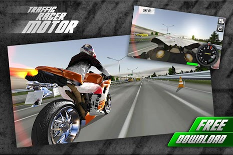 Motorbike Traffic Racer 3D - Android Apps on Google Play