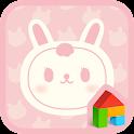 Rabbit BboBbo(simple face) icon