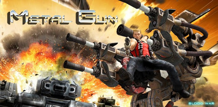 Metal Gun - Blood War apk