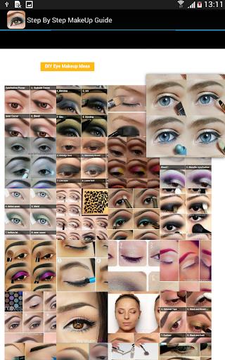 玩免費生活APP 下載一步一步化妆指南 app不用錢 硬是要APP