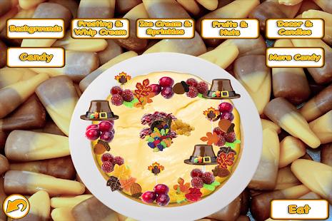 Thanksgiving-Cake-Maker 1