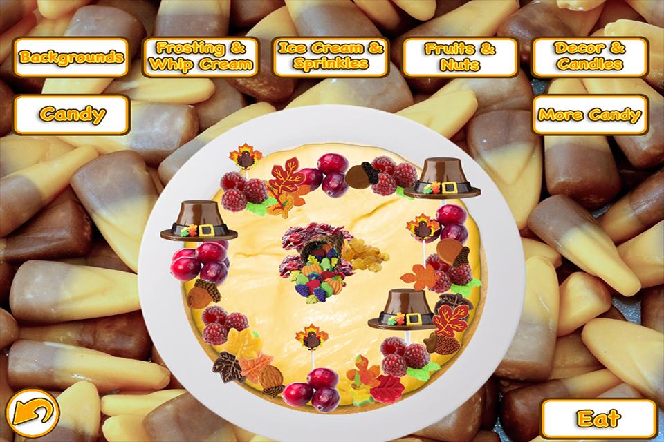 Thanksgiving-Cake-Maker 13