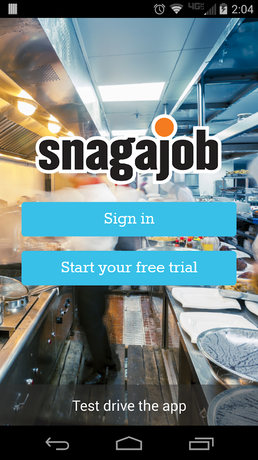 Snagajob for Employers - screenshot