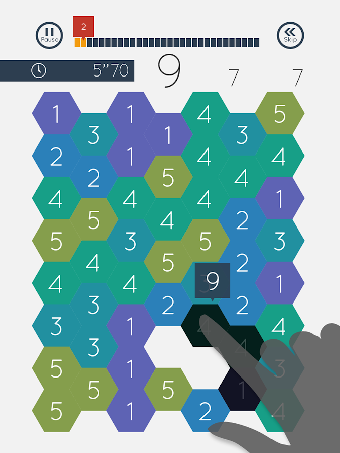 Enjoy Learning Addition puzzle- screenshot