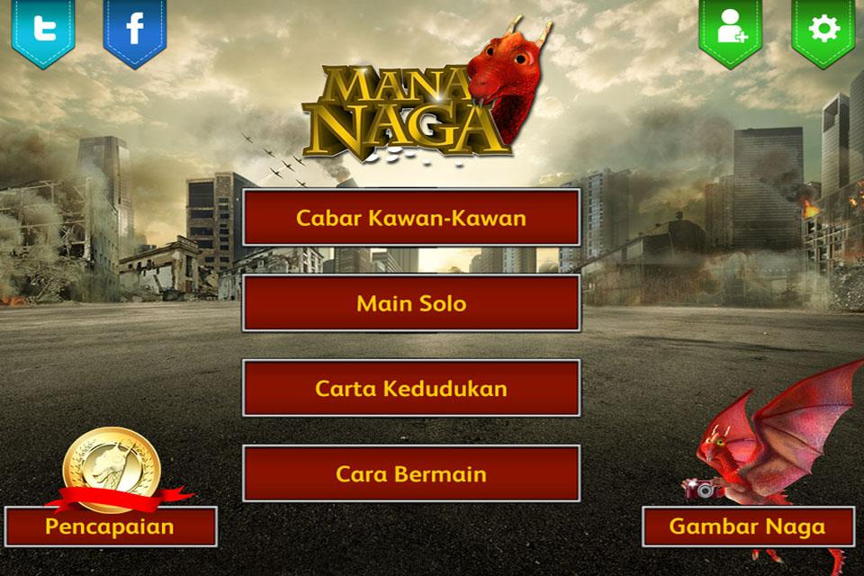 Mana Naga - screenshot