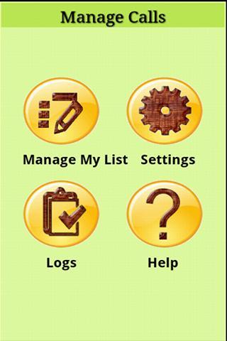 Manage Calls