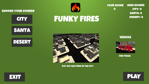 Funky Fires