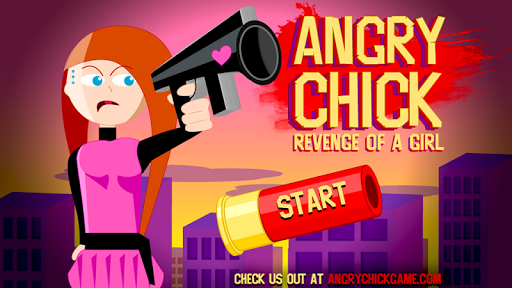 Angry Chick Revenge Of A Girl