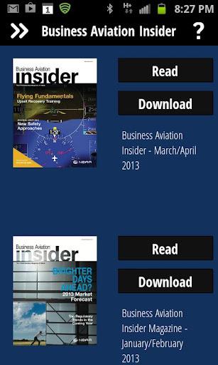 Business Aviation Insider