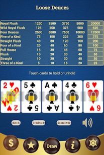 Loose Deuces Poker- screenshot thumbnail