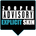 Explicit Holo Zooper Skin icon