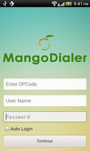 MangoDialer