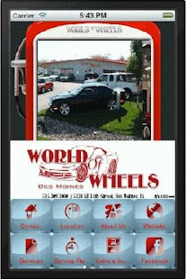 World of Wheels- screenshot thumbnail