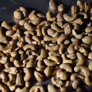 Crispy Savory Spice-Brined Cashews Recipe