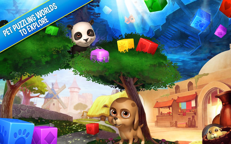 Pet Rescue Saga - screenshot