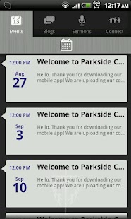 Parkside - screenshot thumbnail
