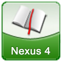 LG Nexus 4 Manual icon